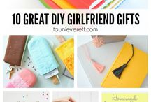 DIY Gift Ideas / DIY gift ideas and project tutorials.