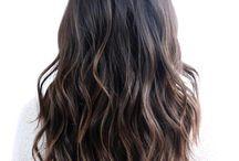 Hair style/colour
