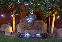 WATER FEATURES / by Debby Broughton