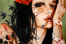 art / by Taylor Veggiehead