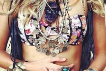 Hippie Gypsy and Bohemian style