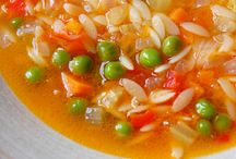 Grandma's Table-Soups, Stews and Such / by countrywisdom :)