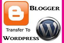 Blogging Info / by My Pinterventures