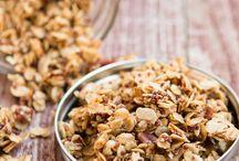 Granola/Yogurt Toppings ECT. / by Lindsey Smith Mahan