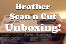 ScanNCut Inspiration / Inspiration for the Brother Scan n Cut
