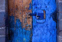 drzwi....