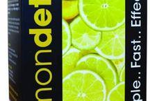 LEMON DETOX KIT / The Lemon Detox Kit contents and Detox Essentials