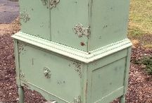 Furniture tuning / paint