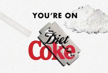 Coca Cola Ads Seem To Reference How There Used To Be Cocaine In Its Soda