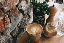 Coffee Shop Aesthetic