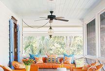 Porch idea's