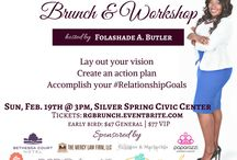 #RelationshipGoals Brunch / Not your ordinary brunch! An event to help women create the vision, devise a plan, and accomplish all their #RelationshipGoals!