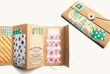 Booklet storage ideas