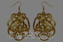 EARRINGS / www.KarineSultan.com