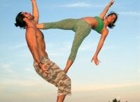 Outdoor Yoga / Pictures of Yoga Club's Outdoor Yoga Classes!