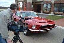 Gilmore Car Museum - Behind the Scenes