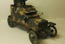 machine gun 1/35 peugeot 146w