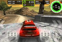 Rally Racer Dirt E11 2 Laps: 3:55:10/3:55:00 Fail Android Game