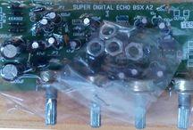 GSX038 SUPER ECHO TOEL PT2399   MIC INPUT READY