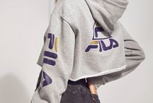 cropped tops and hoddies