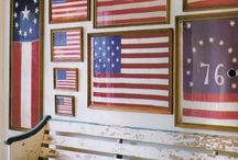 Holidays:  4th of July / Decorations and things to do with the 4th Of July.