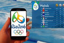 Apps to Follow the Olympic Games