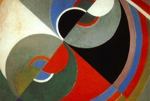 Orphism and Geometric art