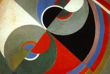 Orphism and Geometric art