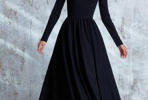 Les robes longues