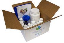 For Detoxification / bath salts & detox kits