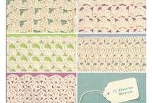 Crochet-stitches