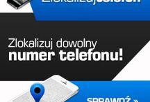 Lokalizator telefonu / Zgubiłeś telefon teraz bez problemu możesz go  znaleźć za pośrednictwem tej strony
