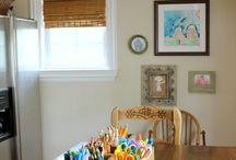 Homework And Arts Storage
