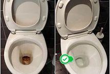 détartrant WC naturel