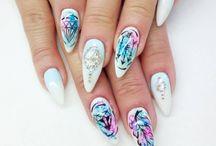 Evelinas nailart / My Handpainted nailart