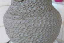 my ceramic artwork - objects