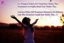 Shayari / Poem