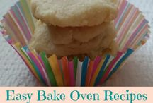 Easy bake oven / by Aly Long