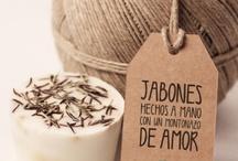Jabones / artesania