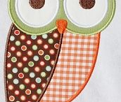 owls / by McKinsey Holbrook