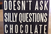 Because chocolate can't get you pregnant