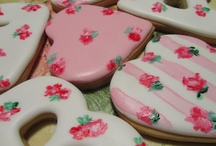 Decorated Cookies / by Dana Shaw-Bailey