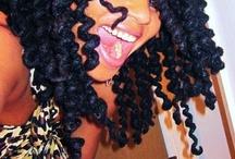 Curlylocs Looks We Love / Curly dreadlocks looks we love!