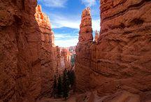 Sedona to Salt Lake City / Grand Canyon > Zion >  Bryce > Capitol Reef