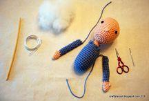 Amigurumi / Tejido a crochet