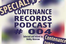 Contenance Records Podcast