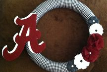 Roll Tide / by Laura Oswald