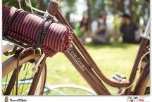 Tweed Ride Madrid 2015 / V Edición de la Tweed Ride Madrid. Un paseo en bici por Madrid terminando con un picnic en el Museo del Traje.