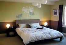 Bedroom paint colour