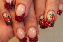Xmas nails / Qualche idea per le Nail Art Natalizie!